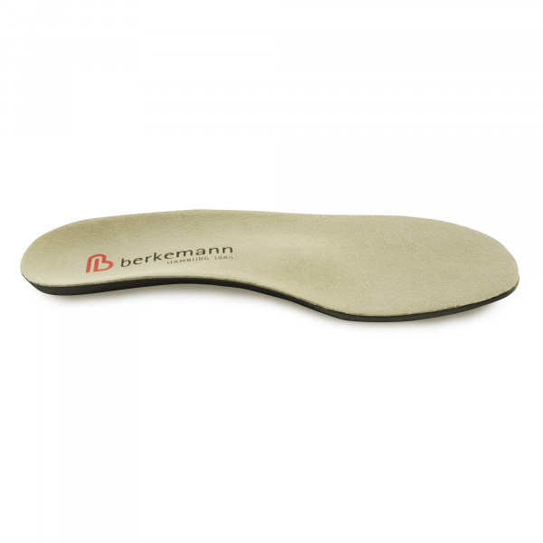 Roma soft foam footbed natural black